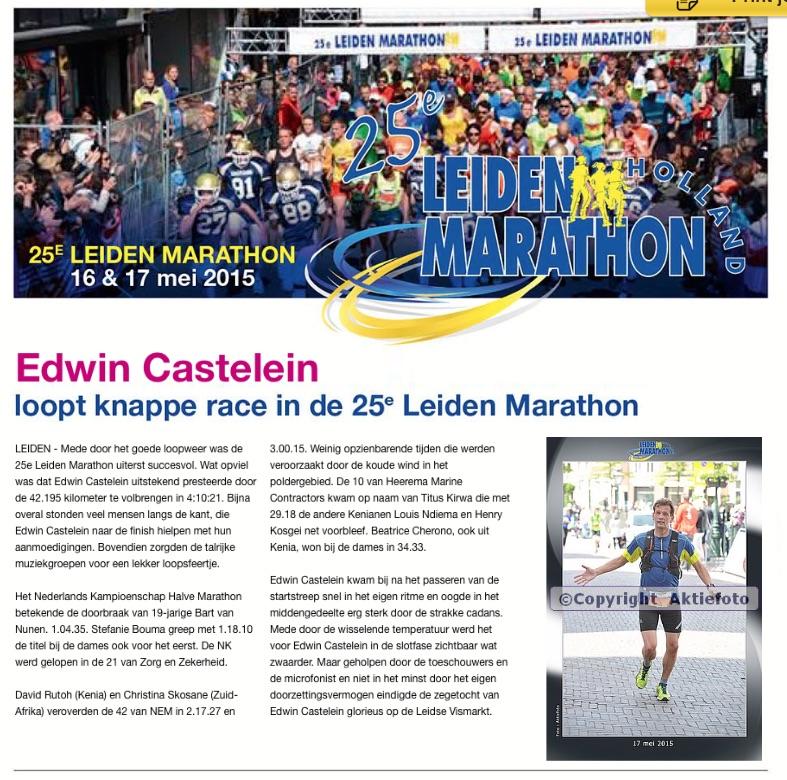 Leiden Marathon